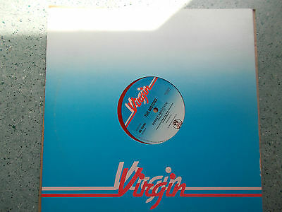 The Motors-Forget About You Red Vinyl Released In 1978 Virgin Records VS 22212