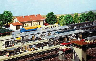 222119 Faller N-Scale 1:160 Kit of three (3) Platforms - NEW
