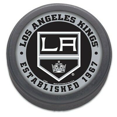 Los Angeles Kings, Established 1967 NHL Collectors Puck