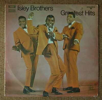 Isley Brothers - Greatest Hits Vinyl LP