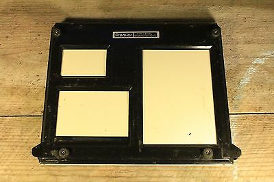 Premier Photography Darkroom 4 in 1 Easel Negative Paper Developing Print Sizer