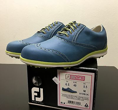 Foot Joy LoPro Casual Damen Golfschuh NEU STATT:125€  89€ waterproof Noppensohle