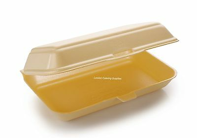 HP3/TT10 Polystyrene Disposable Takeaway Food Box Container