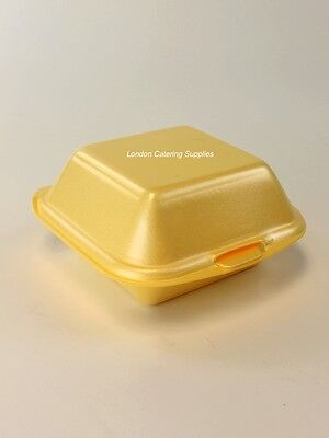 HP6 Polystyrene Disposable Takeaway Food Box Container