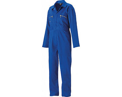 "Dickies Childs Overalls Coveralls Kids Helper  WD4839J 32"" Royal"
