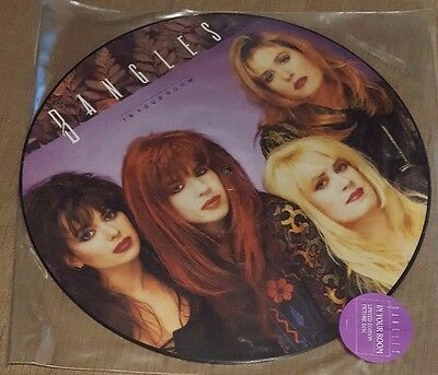 """BANGLES - In Your Room ~12"""" Vinyl *PICTURE DISC*"""