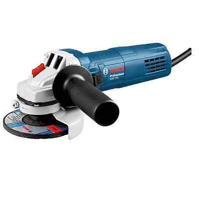 """NEW! Bosch GWS 750-125 750W 125mm 5"""" Small Angle Grinder High Power and Torque"""