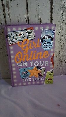 Girl Online: On Tour: 2 by Zoe Sugg (Hardback, 2015)