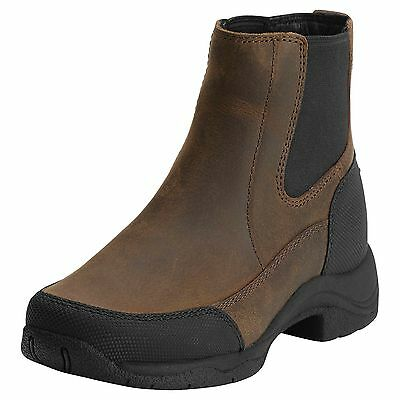 Ariat - Kid's Terrain Jod Boots - Distressed Brown - ( 10015200 ) - New