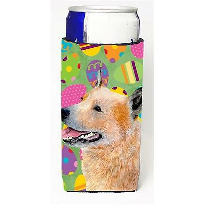 Australian Cattle Dog Easter Eggtravaganza Michelob Ultra s For Slim Cans 12 oz.