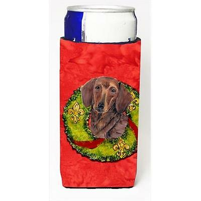 Carolines Treasures Dachshund Michelob Ultra bottle sleeves For Slim Cans
