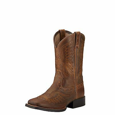 ARIAT - Kid's Honor - Distressed Brown - ( 10017313 ) - New