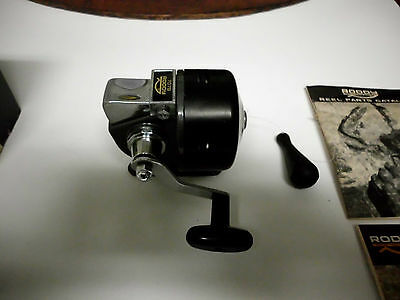 Vintage New Old Stock RODDY 707B Closed Faced Spinning Reel