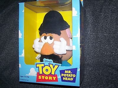 Mr Potato Head - Original Toy Story - New Never Opened - Plush With Attachables