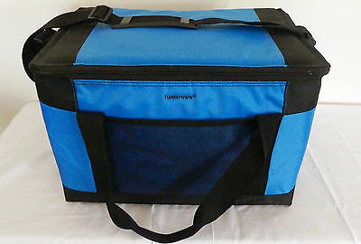 TUPPERWARE Insulated hamper/picnic bag 12 containers NEW - PICK UP ONLY frm 3127