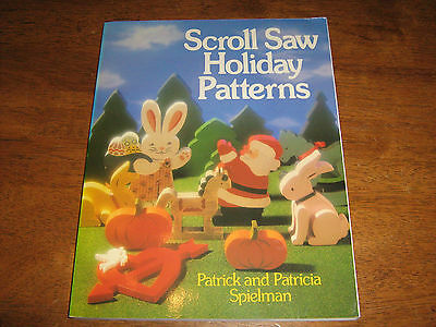 Scroll Saw Holiday Patterns..patrick And Patricia Spielman