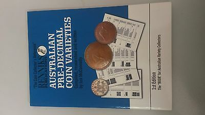 2010 Australian Pre- Decimal Coin Varieties by Ian McConnelly 1st Edition