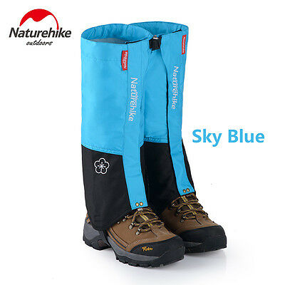 Naturehike Women's Waterproof Snow Gaiters Hiking Climbing  Snow Legging Gaiters