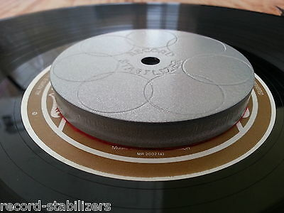 Carbon Steel Record turntable stabilizer (weight)..