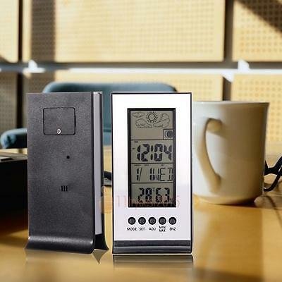 PRO WIRELESS WEATHER STATION WITH RAIN GUAGE Sensor Transmitter Indoor Outdoor