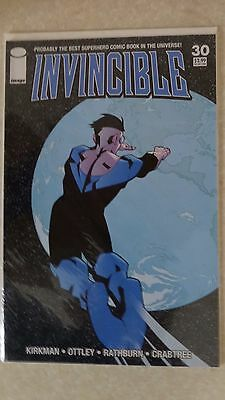 """Invincible Issue 30 """"First Print"""" 2006 - Kirkman, Ottley"""