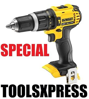 NEW Dewalt 18v Cordless Compact Hammer Drill DCD785-XE OZ MODEL - TOOL ONLY