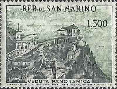Timbre ST MARIN 444 ** (5656)