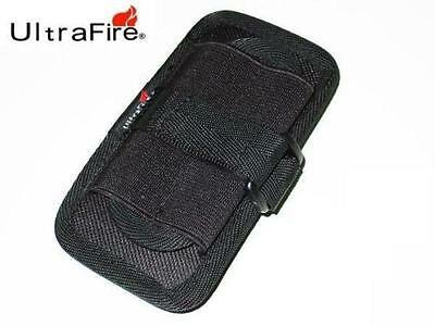 New Ultrafire 401 360 Rotate Holster Pouch flashlight torch holster