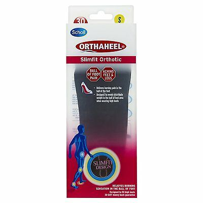 Orthaheel Regular Insoles Small