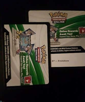 10 Evolutions Pokemon booster pack codes. FAST DELIVERY!