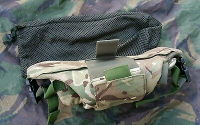British Army MTP Tier 2 Pelvic Protection Armour Filler Medium