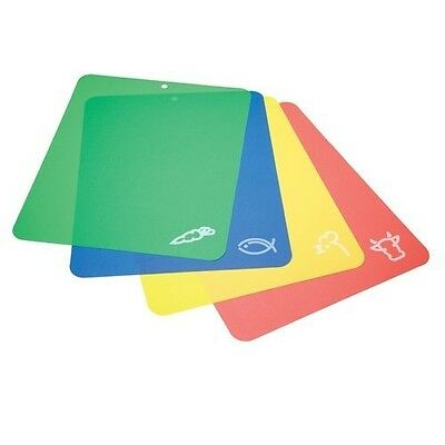 Flexible Colour Coded Cutting Mats PACKAGING MAY VARY.