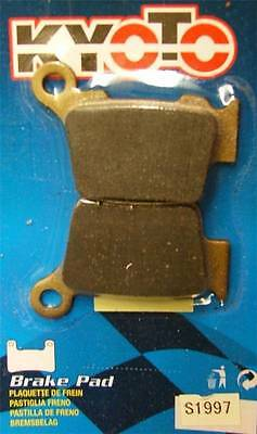 HUSQVARNA TE310 R (4T) 2013 Kyoto Semi-Metal Rear Brake Pads