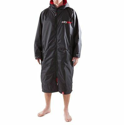 Dryrobe Advance Long sleeve changing Robes / Surfing / swim /triathlons/ Large