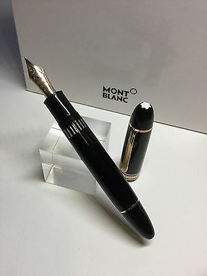 Montblanc Meisterstuck no149 Fountain Pen Vintage Late 1960's Model A+ Condition