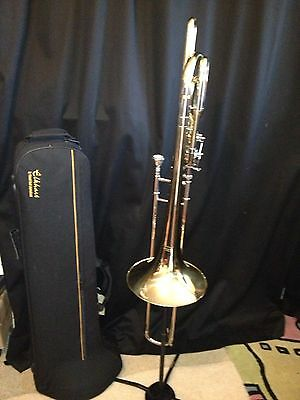 Special Offer Vincent Bach  Elkhart  TBB 100 Double Plug Bass Trombone RRP1295