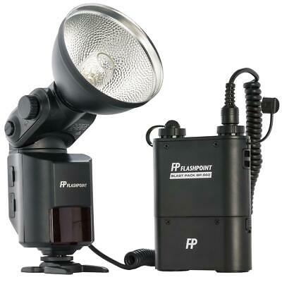 Flashpoint StreakLight 360 Ws Flash TTL for Nikon with BP-960 Power Pack