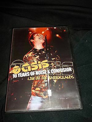 Oasis ~ 10 years of Noise and Confusion DVD, Live at Barrowlands Scotland 2001