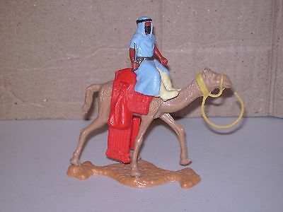TIMPO ARAB WARRIOR MOUNTED ON CAMEL 1/32 scale good condition