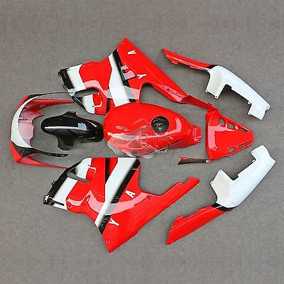 red motorcycle ABS bodywork Fairing Kits For Yamaha tzr250 3xv 1991-1994  92 93