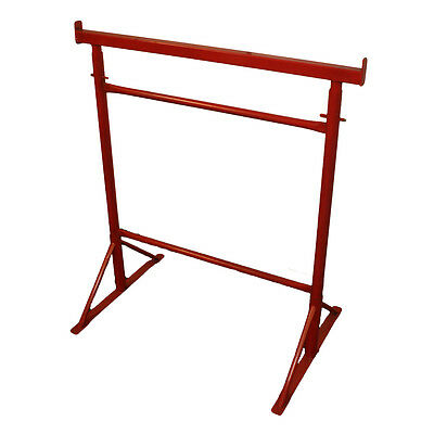 2 x Size No 3 Adjustable Steel Builders Trestle / Trestles Band Stands