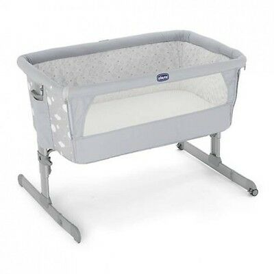 Chicco Next To Me Bed Side Crib Cot Baby Bed Brand New  Boy And Girl Boxed