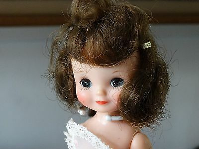 "Vintage Betsy McCall doll 8"" American Character Brunette Beautiful+++"