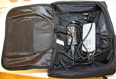 Toshiba Portable Dvd Accessories Charger Remore Control Dvd Accessories Bag Gwo