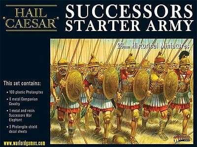 Warlord Games: Hail Caesar, Successors Starter Army 102614001 FREE SHIPPING
