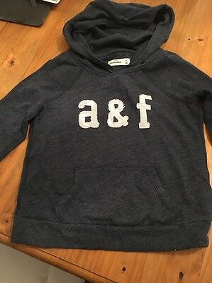 Abercombie and Fitch Hoodie kids M 8/9 Years