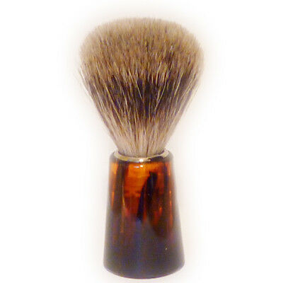 Zenith Badger Shaving Brush, T/Shell 1397
