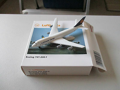 Herpa Wings 516006 Lufthansa 747-200F  Version 5