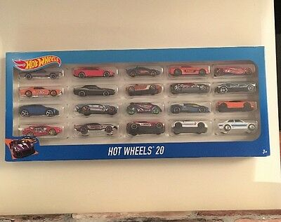 Hotwheels 20 Car Gift Pack...Contents Will Vary....Awesome.