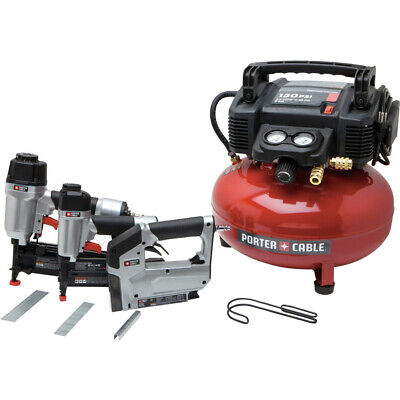 Porter-Cable 3-Tool Combo Kit PCFP12234 New